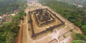 360 aerial panoramas in Cambodia
